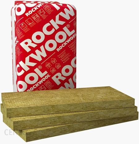Rockwool Welna Mineralna Superrock 15cm Opinie I Ceny Na Ceneo Pl
