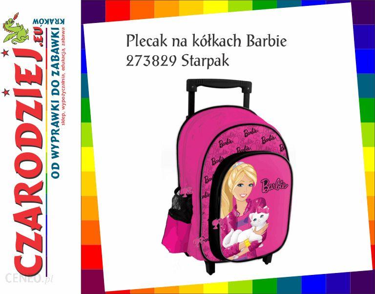 6e559e95900c0 Starpak Barbie Plecak Na Kółkach Stk 47-34 - Ceny i opinie - Ceneo.pl