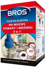 BROS 40ml Płyn do elektro na muchy
