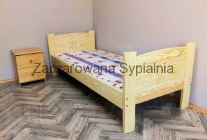 Zaczarowana Sypialnia łóżko Pojedyncze Paris Sosnowe 90x200 Bez Materaca Opinie I Atrakcyjne Ceny Na Ceneopl