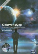 odkryć fizykę zakres podstawowy podręcznik