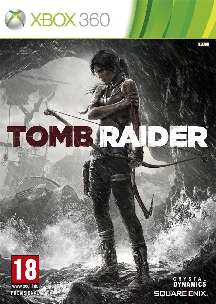 Tomb Raider Gra Xbox 360 Ceneo Pl