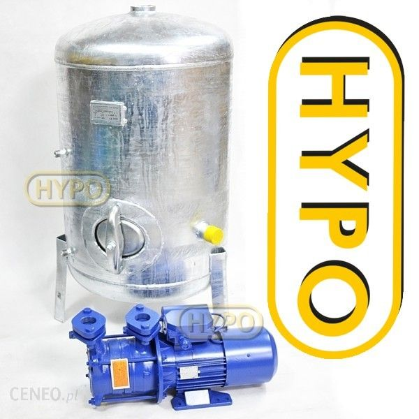 Grudziądz Zestaw Sm 302 400v Hydrofor Ocynkpion 150l