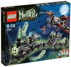 LEGO Monster Fighters Pociąg Widmo 9467
