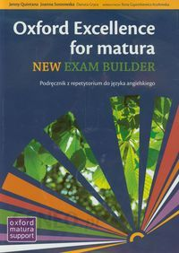 oxford excellence for matura new exam builder