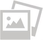 Funfit Trampolina Składana Batut 312 Cm z Siatką Ochronną I Drabinką