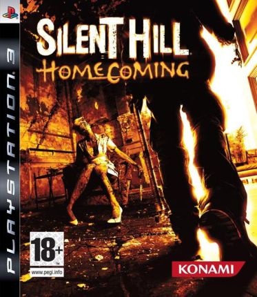 Silent Hill Homecoming (Gra PS3)