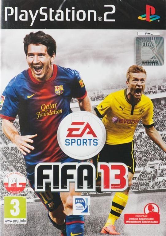 Fifa 13 Gra Ps2 Ceneo Pl