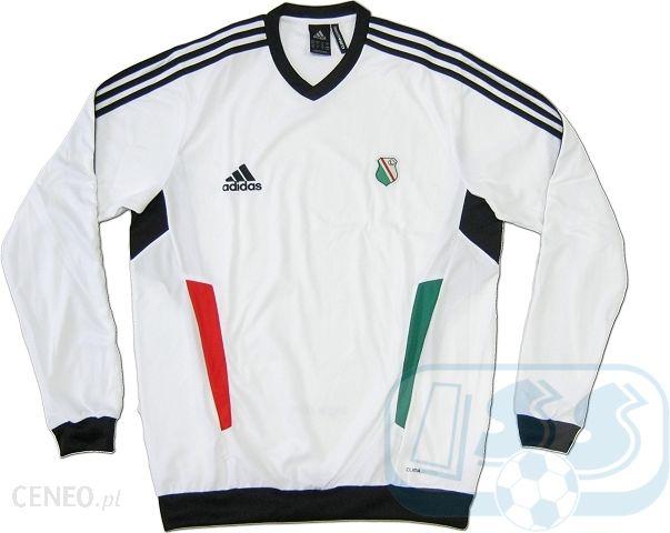Adidas Legia Bluza Aleg05 Ceny i opinie Ceneo.pl