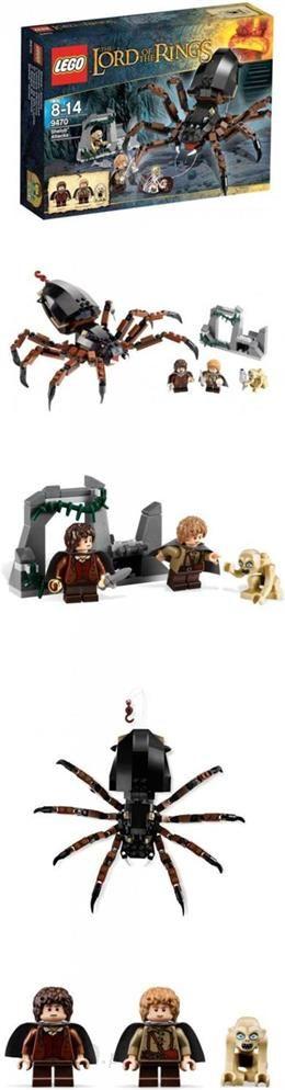 Klocki Lego Władca Pierścieni Atak Szeloby 9470 Ceny I Opinie