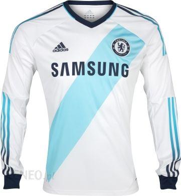 Adidas Koszulka Wyjazdowa Chelsea Długi Rękaw 20122013