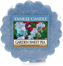 Yankee Candle Wosk Garden Sweet Pea