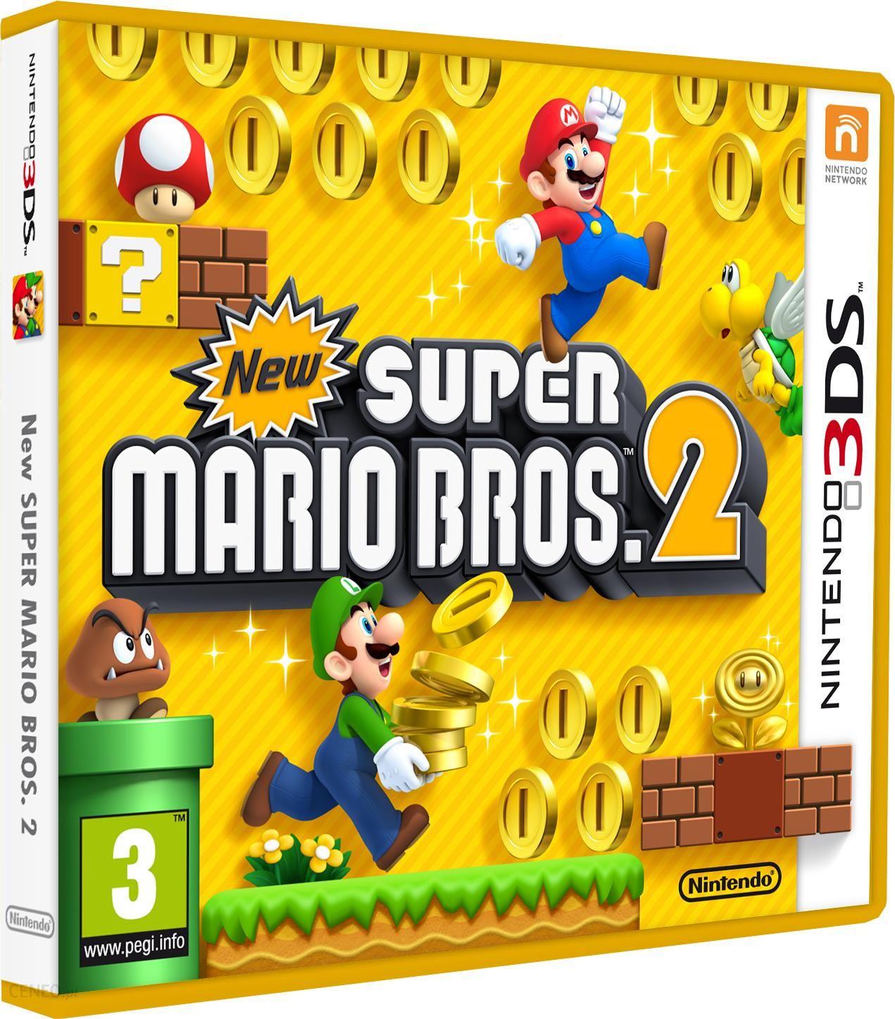 Super Mario Bros: 2 (Gra 3DS)