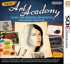 ART ACADEMY (Gra 3DS)