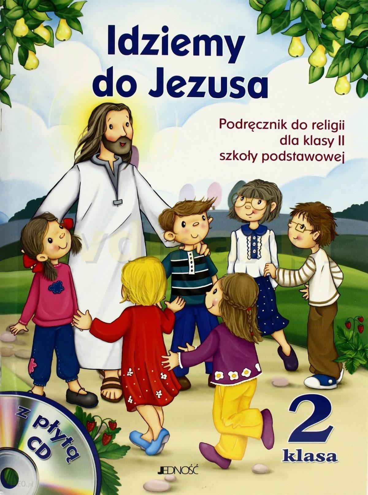 podręcznik idziemy do jezusa