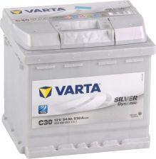 Varta Silver Dynamic C30 54Ah 530A 12V (P+)