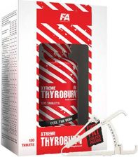 Fitness Authority FA Xtreme Thyroburn 120 Kaps