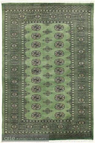 Makro Abra Dywan Bokhara Pakistan Green 90x150 Opinie I Atrakcyjne Ceny Na Ceneopl