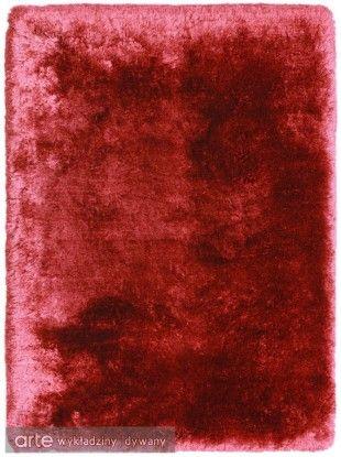 Makro Abra Dywan Plush Shaggy Red 120x170 Opinie I Atrakcyjne Ceny Na Ceneopl