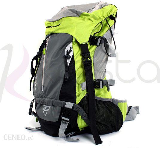 b57ae58f7ca9f Plecak Spokey Turystyczny 45 L Mastery Zielony - Ceny i opinie ...