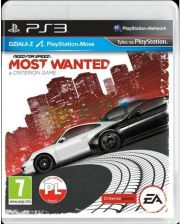 Need for Speed: Most Wanted (Gra PS3)