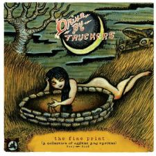 Drive-By Truckers - The Fine Print (A Collection Of Oddities And Rarities 2003-2008) (Winyl)