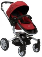 Graco Symbio Moon Chili Red Głęboko Spacerowy