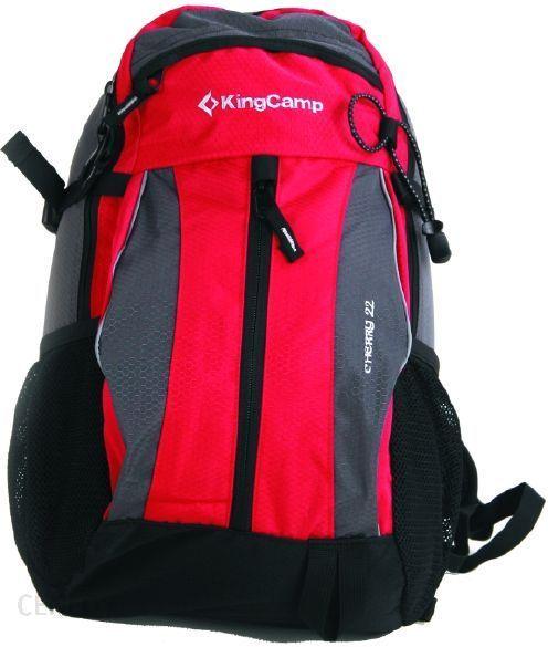261cdf92f1999 Plecak King Camp Cherry 22 L Czerwony (83005) - Ceny i opinie - Ceneo.pl