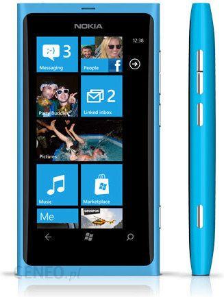 Smartfon Nokia Lumia 800 Niebieski Opinie Komentarze O Produkcie 5