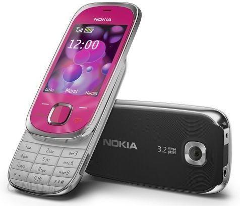 Ekstremalne Nokia 7230 Slide różowy - Opinie i ceny na Ceneo.pl KB-39