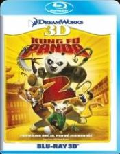 Kung Fu Panda 2 3D (Kung Fu Panda: The Kaboom of Doom) (Blu-ray)