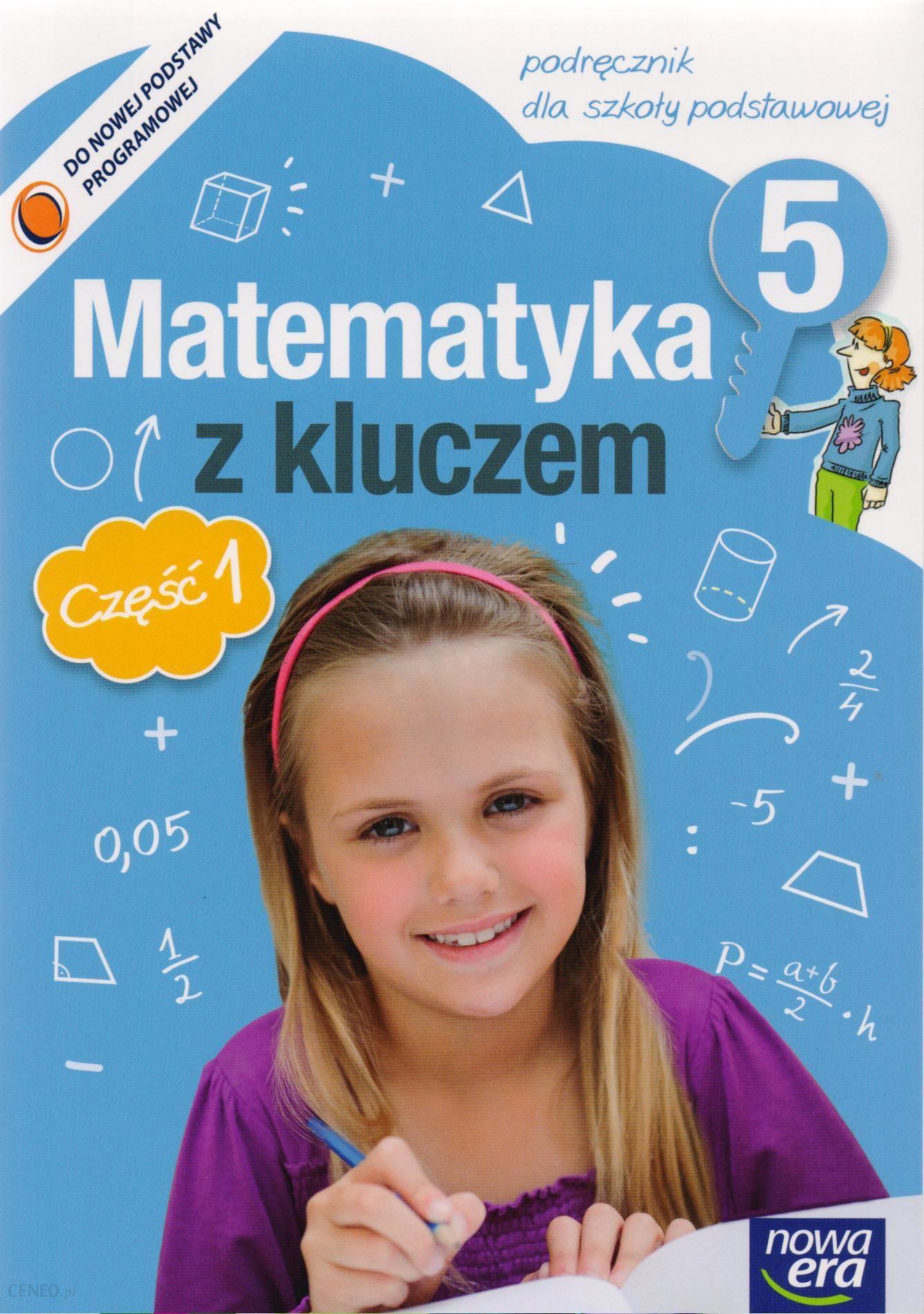 matematyka z kluczem klasa 5 podręcznik online część 2