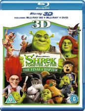 Shrek Forever After 3D (Blu-ray)