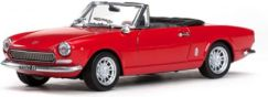 VITESSE Fiat 124 Spider AS (red)