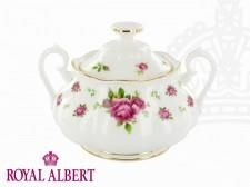 Royal Albert New Country Roses White Vintage Cukiernica 609-0010