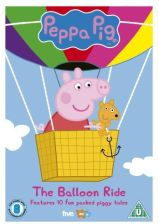 Świnka Peppa, Peppa Pig - 'The Balloon Ride' (DVD)