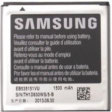 Bateria Samsung Galaxy S Advance I9070 1500mah Eb535151vu Opinie I Ceny Na Ceneo Pl