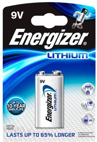 Energizer LA522 Ultimate Lithium LA522/9V