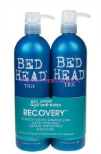 Tigi Bed Head Recovery Shampoo W Kosmetyki Zestaw kosmetyków 750 ml Bed Head Recovery Shampoo + 750 ml Bed Head Recovery Conditioner