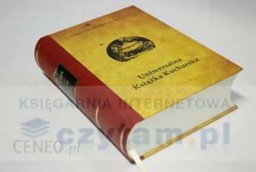 Uniwersalna Ksiazka Kucharska Reprint Ceny I Opinie Ceneo Pl
