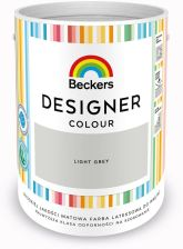 Tikkurila Beckers Designer Grey Colour Light Grey 5L