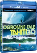 Ogromne Fale Tahiti 3D (The Ultimate Wave Tahiti 3D) (Blu-ray)