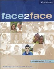 Face2face pre-intermediate workbook
