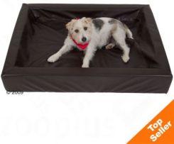 3037afc1d6610f Zooplus Higieniczne legowisko dla psa, tabac - Dł. x szer.: 60 x 50 ...