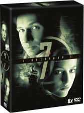 Z Archiwum X - Sezon 7 (The X Files - Season 7) (DVD)