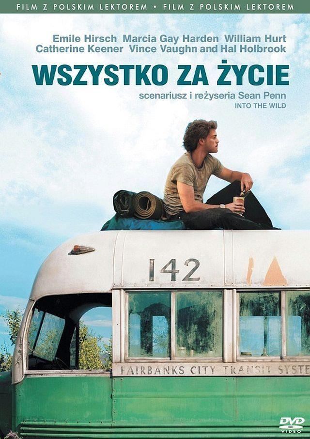 Film Dvd Wszystko Za Zycie Into The Wild Dvd Ceny I Opinie Ceneo Pl