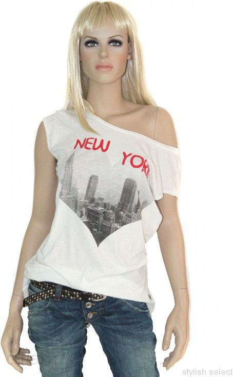5548a50e81 PLEASE T-SHIRT NEW YORK (M709BU34F NEW YORK) - Ceny i opinie - Ceneo.pl