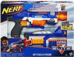 Hasbro Nerf N-Strike Elite Stockade 98695
