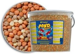 Tropical Pokarm dla ryb Pond Pellet mix 5l