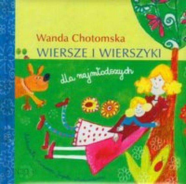 Wanda Chotomska Wiersze I Wierszyki Dla Najmłodszych Tw